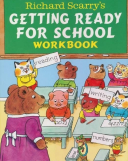 Richard's Scarry's Getting Ready for School Workbook