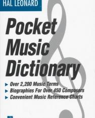 Hal Leonard Pocket Music Disctionary