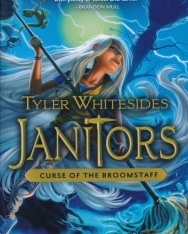 Tyler Whitesides: Janitors, Book 3: Curse of the Broomstaff