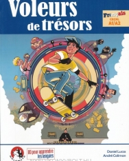 Voleurs de trésors : BD pour apprendre les langues