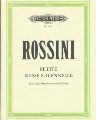 Gioacchino Rossini: Petite Messe Solennelle - zongorakivonat