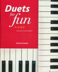 Duets for Fun - Easy pieces to play together (zongorára, 4 kézre)