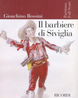 Gioachino Rossini: Barbiere di Siviglia - partitúra