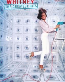 Whitney Houston: Greatest Hits - ének-zongora-gitár