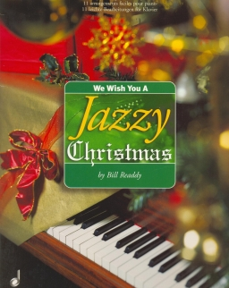 We wish You a jazzy Christmas - 11 karácsonyi dal, jazz zongora