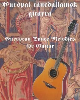 Európai táncdallamok gitárra (Codex Kájoni, 1462)