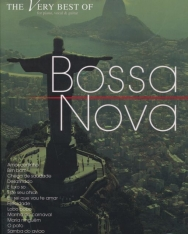 The Very Best of Bossa Nova - ének-zongora-gitár