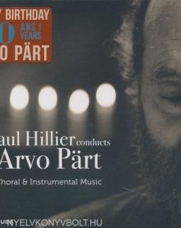 Arvo Pärt: Choral & Instrumental music (De profundis, Da pacem, Creator Spiritus) - 3 CD