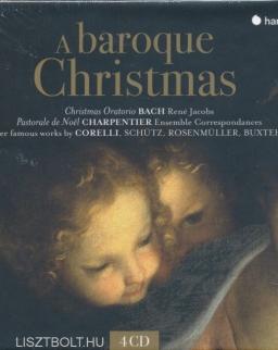 Baroque Christmas - 4 CD