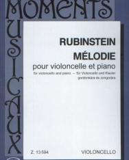Antoine Rubinstein: Mélodie csellóra