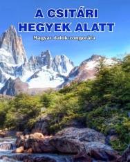 A csitári hegyek alatt - Magyar dalok zongorára