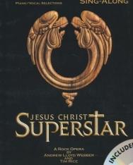 Jesus Christ Superstar - ének-zongora-gitár + CD melléklet