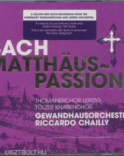 Johann Sebastian Bach: Matthäus-Passion - 2 CD