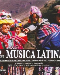 Musica Latina - 10 CD