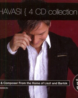 Havasi Balázs - 4 CD Collection