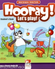 Hooray! Let's Play! Level B Student's Book