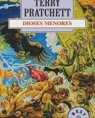 Terry Pratchett: Dioses menores : una novela de Mundodisco