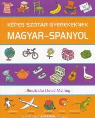 Magyar-spanyol képes szótár gyerekeknek