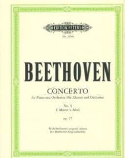 Beethoven: Concerto for Piano No. 3  (2 zongora)