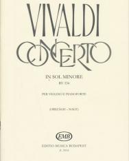Antonio Vivaldi: Concerto for Violin (g-moll)