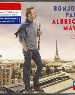 Albrecht Mayer: Bonjour Paris - francia szerzők oboaművei (Debussy, Fauré, Francaix, Odermatt, Ravel)