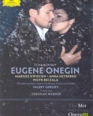 Pyotr Ilyich Tchaikovsky: Eugene Onegin - 2 DVD