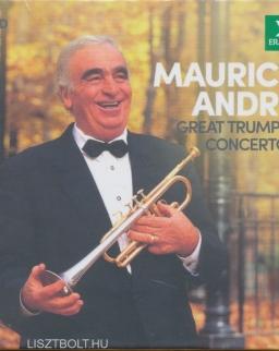Maurice André: Great Trumpet Concertos - 6 CD