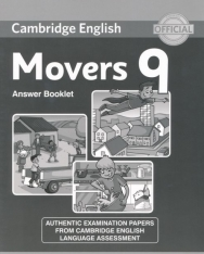 Cambridge English Movers 9 Answer Booklet