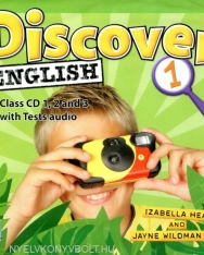 Discover English 1 Class Audio CD