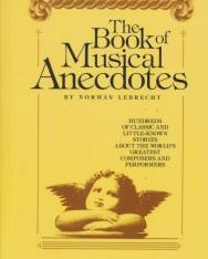 Norman Lebrecht: Book of Musical Anecdotes