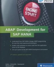 ABAP Development for SAP HANA - 2nd Edition