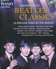 Beatles: 16 Popular Tunes for Piano (+ CD)