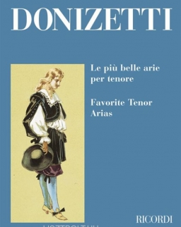 Gaetano Donizetti: Favourite Tenor Arias