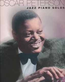 Oscar Peterson: Jazz piano solos