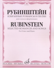 Anton Rubinstein: Selected Romances and Songs