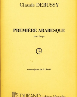 Claude Debussy: Arabesque 1. (hárfa)