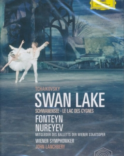 Pyotr Ilyich Tchaikovsky: Swan lake - Nureyev DVD