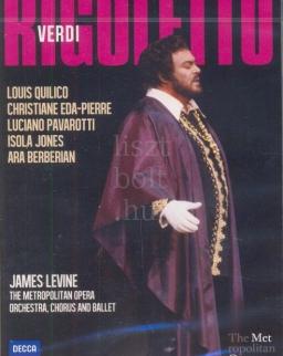 Giuseppe Verdi: Rigoletto - DVD