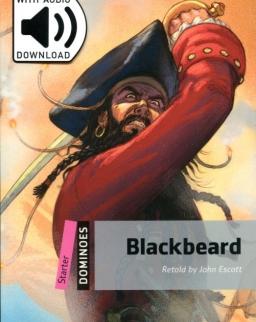 Blackbeard with Audio Download - Oxford Dominoes Starter Level