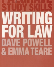 Writing for Law - Palgrave Study Skills