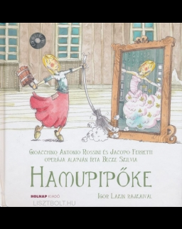 Hamupipőke (CD-melléklettel)