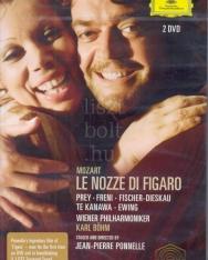 Wolfgang Amadeus Mozart: Le Nozze di Figaro - 2 DVD