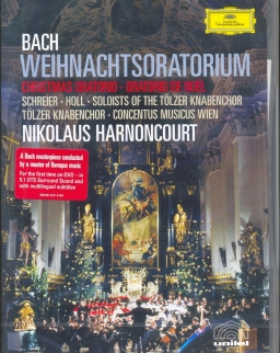 Johann Sebastian Bach: Weihnachts-Oratorium - DVD