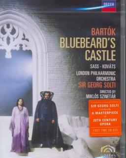 Bartók Béla: Bluebeard's Castle - A kékszakállú herceg vára DVD