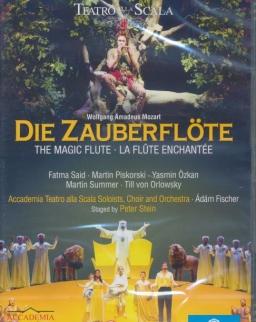 Wolfgang Amadeus Mozart: Die Zauberflöte - 2 DVD