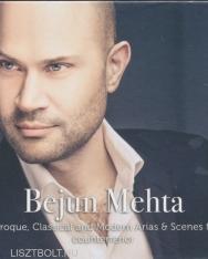 Bejun Mehta: Baroque, Classical and Modern Arias & Scenes - 3 CD