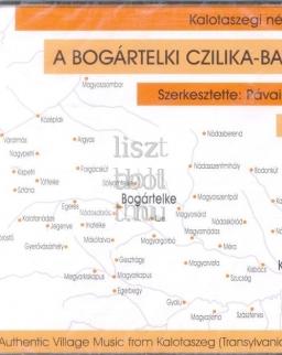 Bogártelki Czilika-Banda: Kalotaszegi népzene