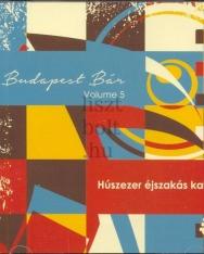 Budapest Bár: Volume 5. - Húszezer éjszakás kaland