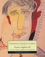 Federico García Lorca: Poesía completa III
