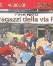 Molnár Ferenc: I ragazzi della via Pál Audiolibro CD MP3 (A Pál utcai fiúk olasz nyelven hangoskönyv)